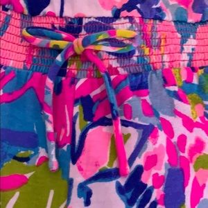 Lilly Pulitzer Bottoms - Romper